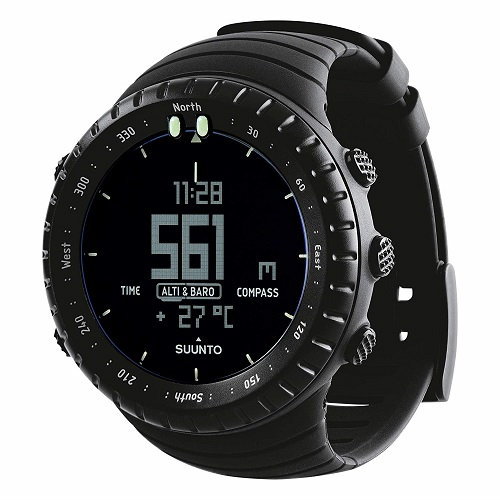 Suunto Core All Black – SS014279010 – Reloj táctico militar
