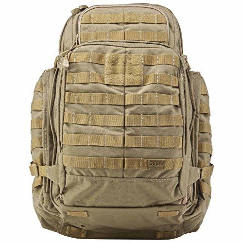 c10eb1c6b15 ▷ 5.11 Tactical Rush 72 Backpack ‖ Mochila táctica de 55 litros