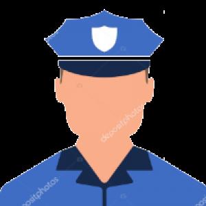 Logo equipamiento policial