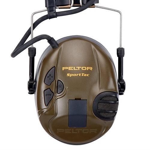 Frontal Peltor SportTac