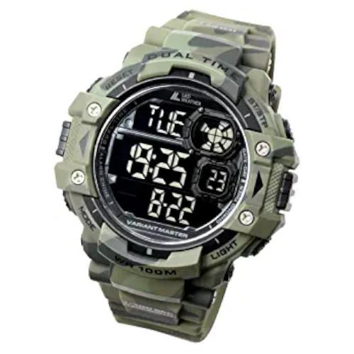 Reloj militar indestructible
