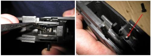 Desarme Disparador HK USP Compac