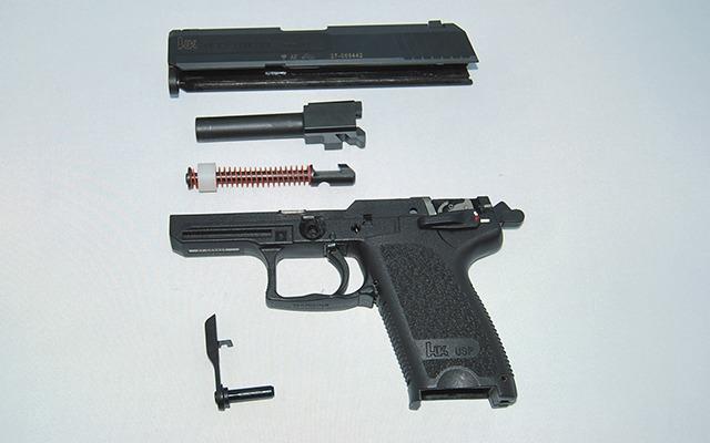 HK USP Compac